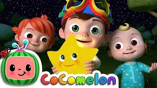 Twinkle Twinkle Little Star | Cocomelon (ABCkidTV) Nursery Rhymes & Kids Songs