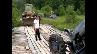 �������� ���� деревенские трактористы ������