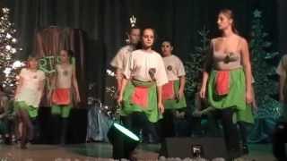 4 отряд, Конкурс отрядного танца, Зима 2013-2014, ДОЛ