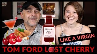 Tom Ford Lost Cherry Review W/Rachel - Virginal Offering From Private Blend Collection 🍒🍒🍒