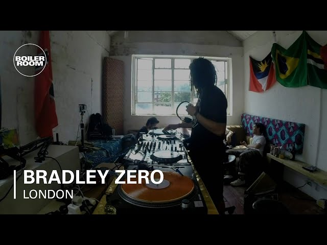 Bradley Zero Boiler Room London 60 Min DJ Set