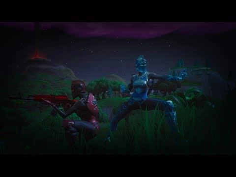 Fortnite Monatge - Red Knight X Frozen Red Knight