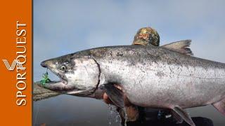 Goodnews River Lodge Alaska Kings