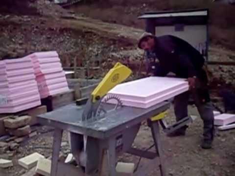 styroporschneider styroporschneideger t von probauteam doovi. Black Bedroom Furniture Sets. Home Design Ideas