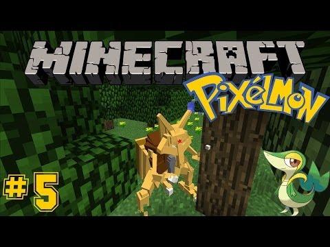 Minecraft | Pixelmon w/Mustata #5 - KADABRA