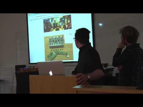 Alex Hofmann and Bernt Isak Wærstad: Live Electronics with Csound and Raspberry Pi