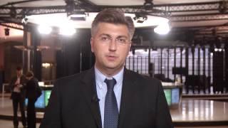 Andrej Plenkovic, MEP - Izjava nakom imenovanja za potpredsjednika OVPa