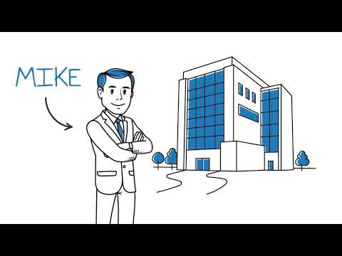 Whiteboard Animation - Mike's Story
