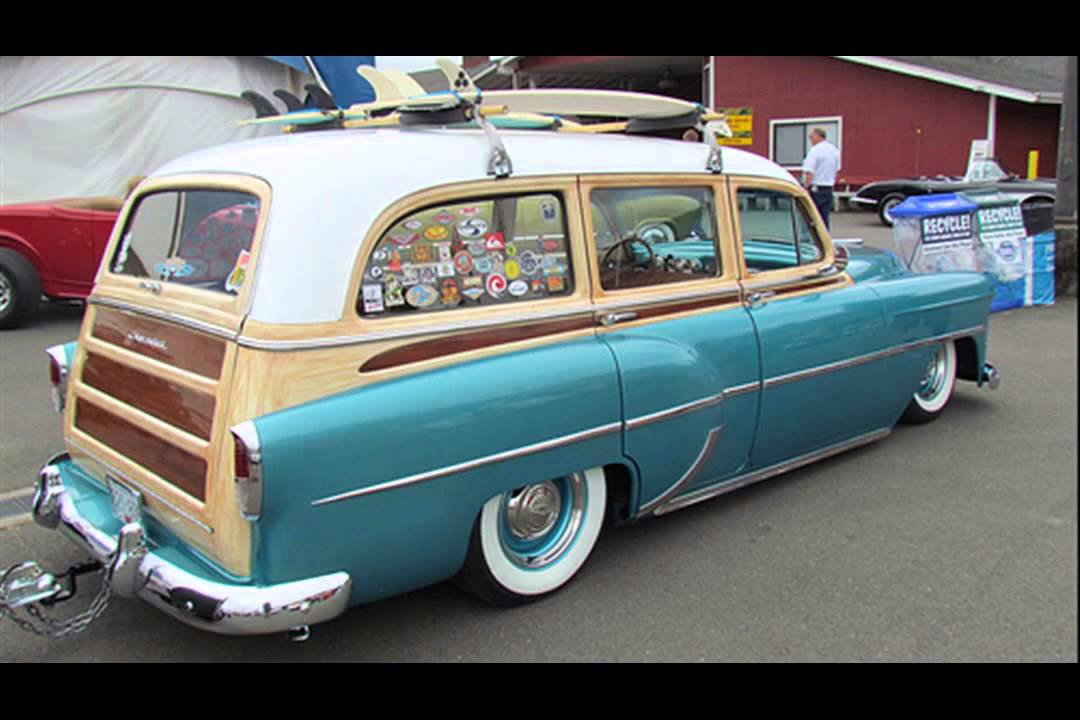 1953 Chevy Twoody Wagon
