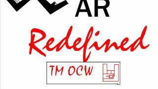 OCW War Redefined Theme (Roblox gefüttert) [Ich habe es selbst bearbeitet :3]