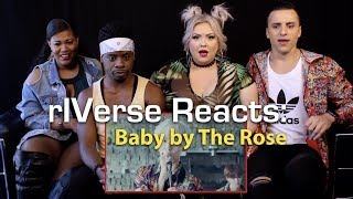 rIVerse Reacts: Baby by The Rose - M/V Reaction