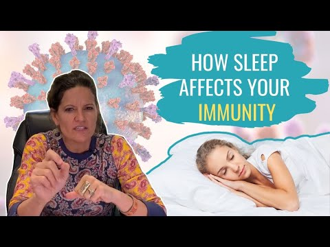 How much sleep do you need to keep your immune system strong?