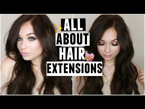 EVERYTHING to Know About Hair Extensions - Keratin Infused Extensions | Tori Sterling ♡