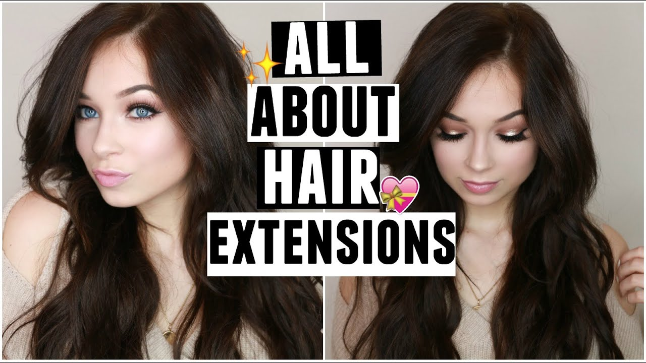 Everything To Know About Hair Extensions Keratin Infused