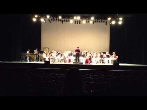 Bluefield High School Band- The Iliad