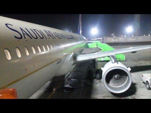 SAUDIA A321 Flight Review: Jeddah to Tabuk SV1563