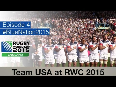 Team USA at Rugby World Cup - Episode 4 - SCOTLAND