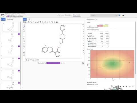Prediction driven design of hERG liability free compounds