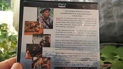 Sodankylä 3.7.2018. DVD. Elokuva Mosku. Muunmuassa Olavi Kaltiokumpu näyttelee