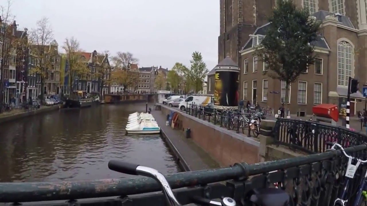 Barrio rojo de Amsterdam - YouTube
