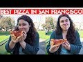 SAN FRANCISCO CHEAP EATS | Best Pizza In North Beach