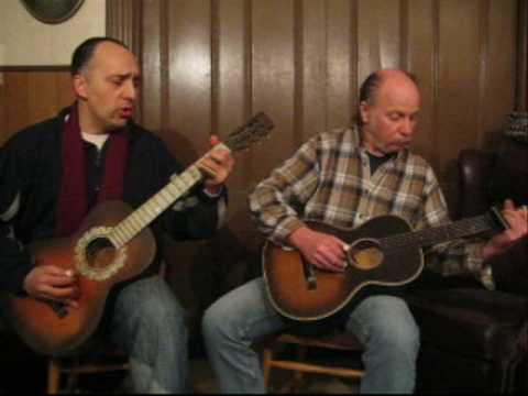 Key To The Highway / Big Bill Broonzy / Stella Guitar Blues