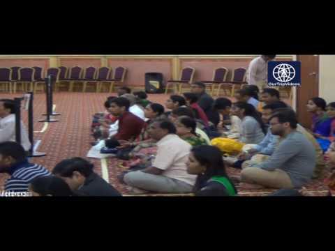 Sri Goda Ranganatha Kalyana Mahotsavam by Sri Chinna Jeeyar Swamiji, Fremont, CA, USA - Part 1