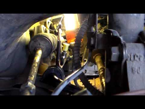how to change a tie rod on hyundai elantra se