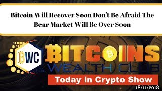 Bitcoin Will Recover Soon Don