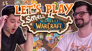 Let's play Small Woŗld of Warcraft