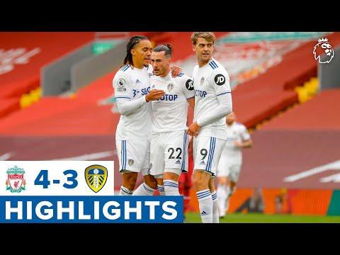 Highlights | Liverpool 4-3 Leeds United | 2020/21 Premier League