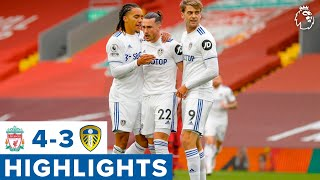 Highlights | Liverpool 4-3 Leeds United | 2020/21 Premier League