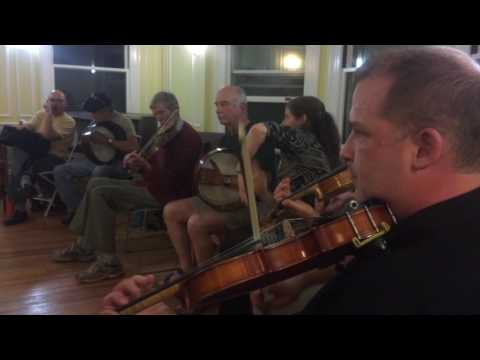 Cape Breton Session with Troy MacGillivray, fiddle
