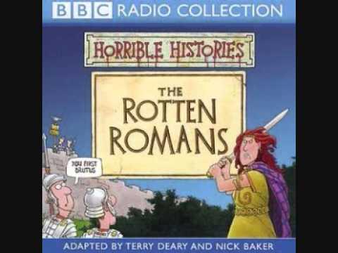 The Rotten Romans - Part 1 Kellogg's CD