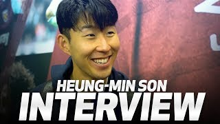 INTERVIEW | HEUNG-MIN SON ON WEST HAM GOALS