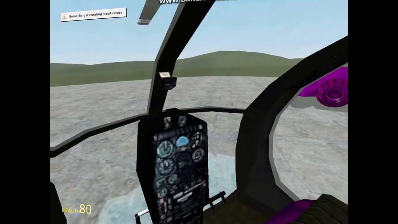 скачать моды на гаррис мод 13 на вертолёты и самолёты