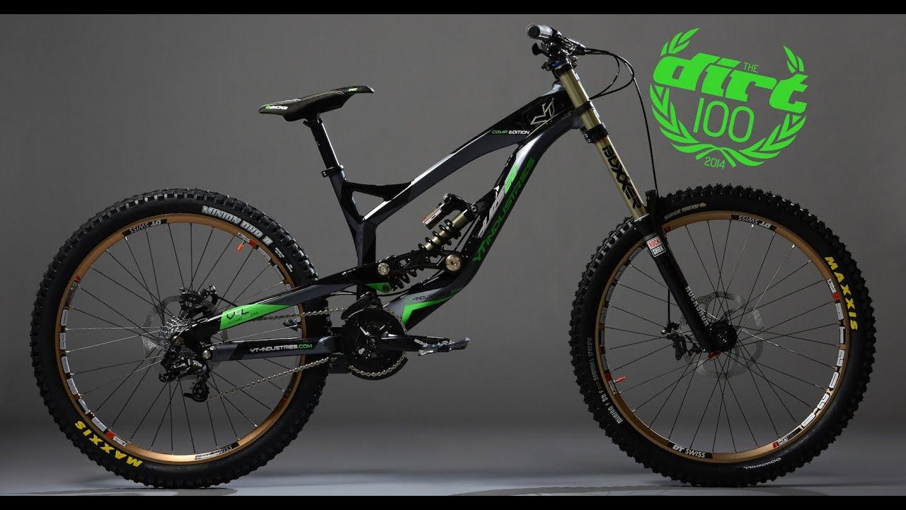 Top 10 Downhill Bikes 2014 Youtube