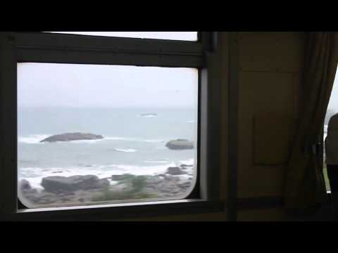My trip from Taipei to Hualien