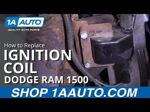 How to Replace Ignition Coil 94-02 Dodge Ram 1500