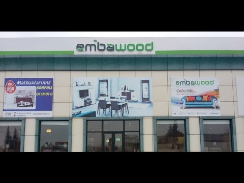 Embawood Lənkəran mebel mağazası...