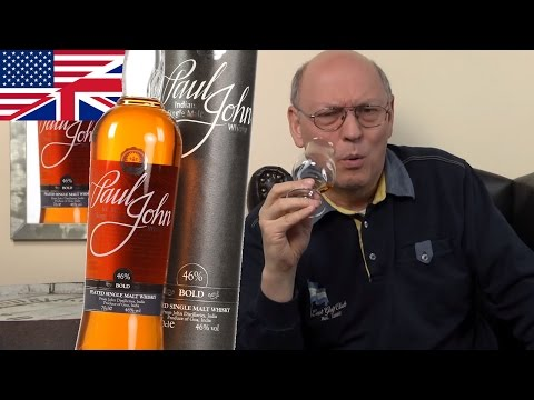 Whisky Review/Tasting: Paul John Bold