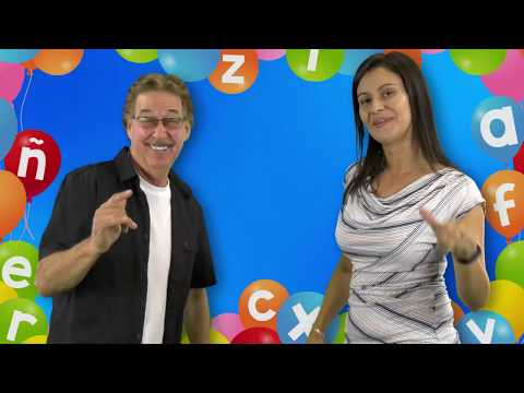 Alfabeto | Learn Spanish Letter Sounds | Jack Hartmann