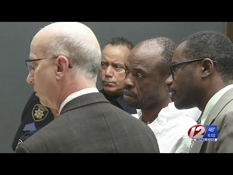 Man charged with killing estranged wife held without bail
