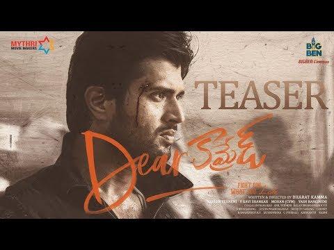Dear Comrade Telugu Teaser | Vijay Deverakonda | Rashmika | Bharat Kamma | Justin Prabhakaran | MMM Mp3