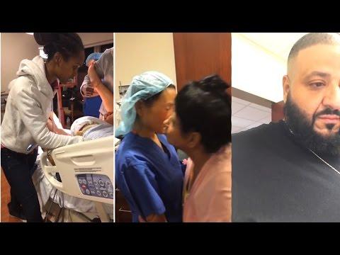 BABY BORN !! | Dj Khaled Newest Snapchat Video