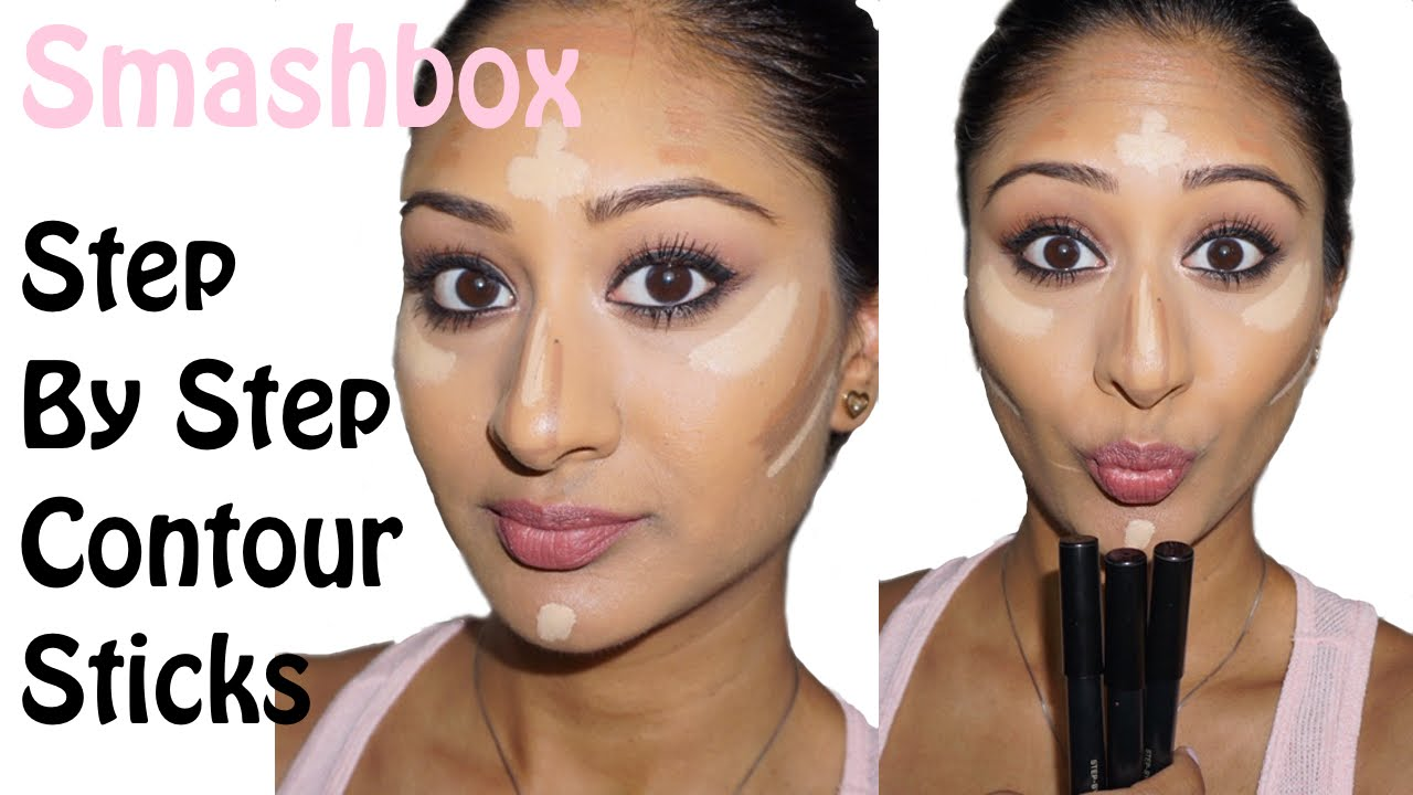 Step-By-Step Contour Sticks Trio by Smashbox #6