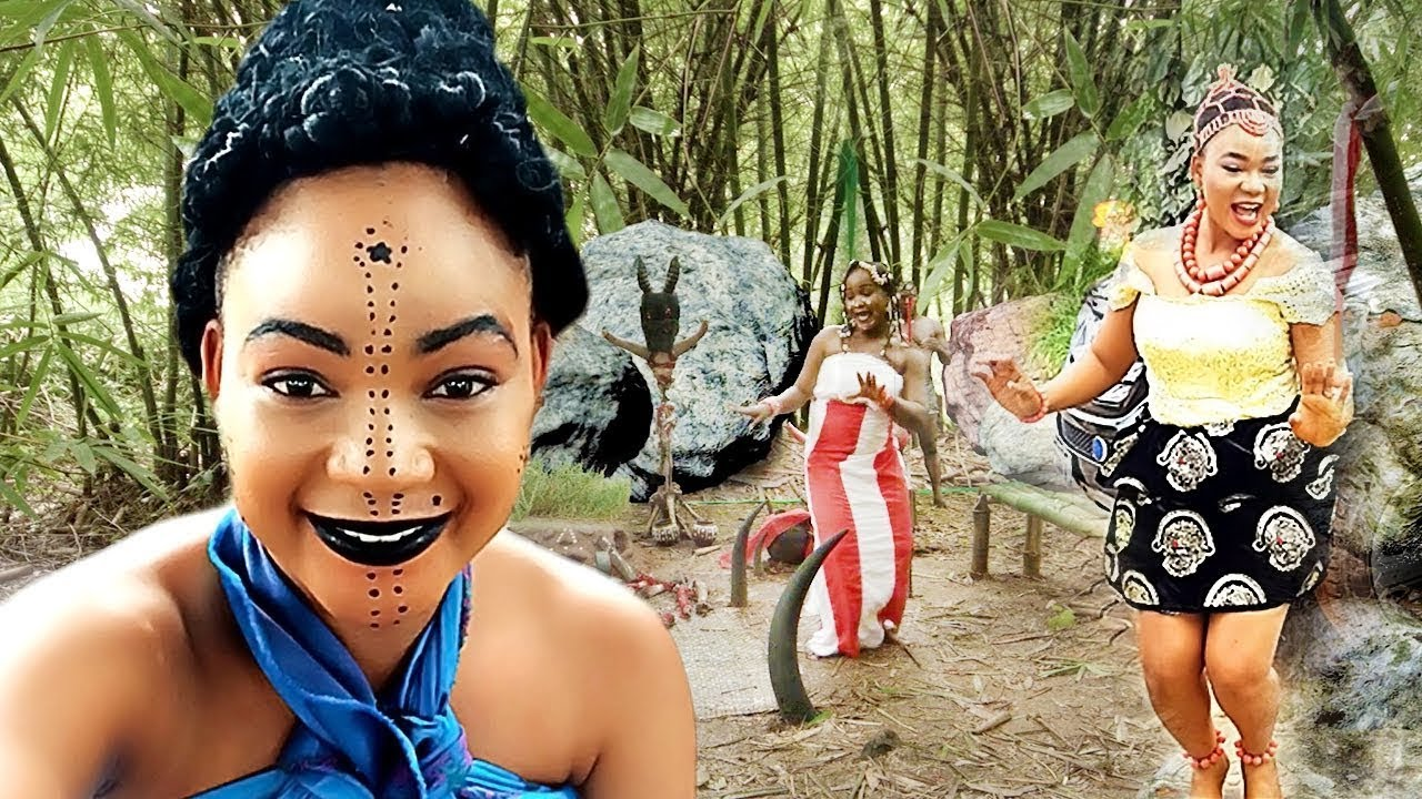 Download The Dancing Maidens 3&4 - 2019 New Movie ll 2019 Latest Nigerian Nollywood Movie Full HD