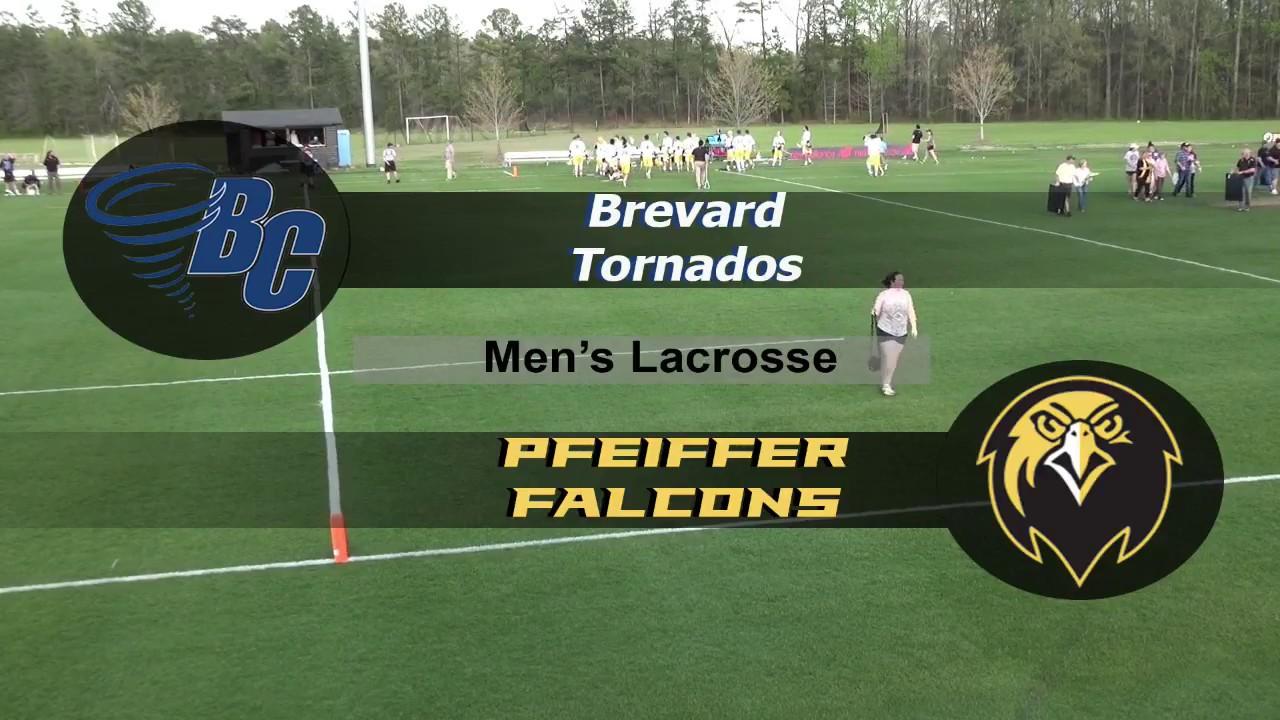 4/14/18 Men's Lacrosse vs. Brevard - YouTube