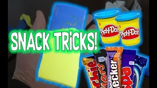 Snack Tricks For Brothers & Sisters - HOW TO PRANK