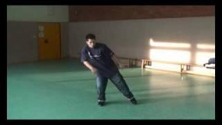 Hip Hop Tutorial 1 - Stefan Jähne, Wolfsburg, Rhythm Of Motion